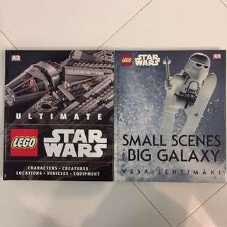 Lego Star Wars x 2