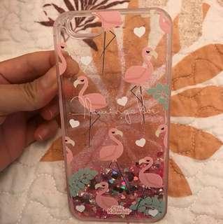 Flamingo iPhone 6/7 case