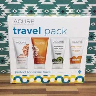 Acure Travel Set