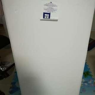 Mathercare baby cot mattress 113*60*7