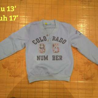 sweater untok boys combo 3 in 1