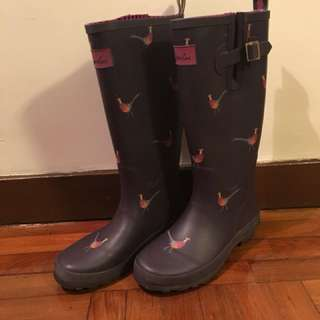 英國Joules 雨靴