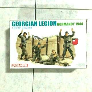 1/35 Georgian legion, Normandy 1944