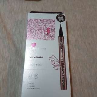 MY MELODY love liner liquid.