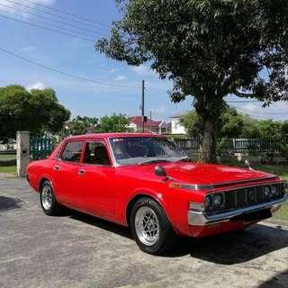 Toyota Crown Kujira 1973 RS60