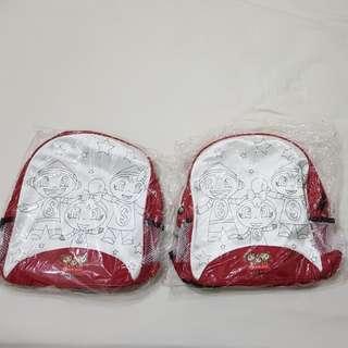 Children bag- year 2015 OCBC bags