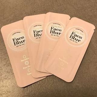 Etude House Face Blur ($5 each)