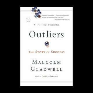 Outliers, The Story of Success - Malcolm Gladwell