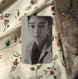 Chen Universe Official Photocard
