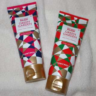 Tony Moly Holiday Foam Cleanser