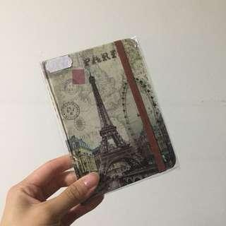 Brand New Paris Vintage Notebook