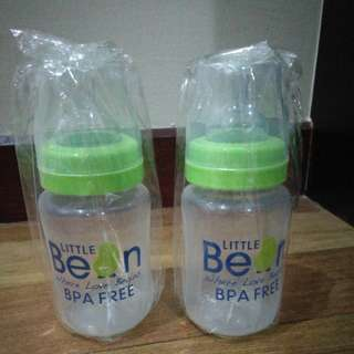 Little Bean twin pack bottles