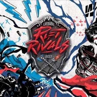 Rift Rival Poster 2017