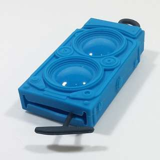 Silly the Gifts (Netherlands) 矽膠揚聲器鎖匙包 Silicone Key pouch Subwoofer