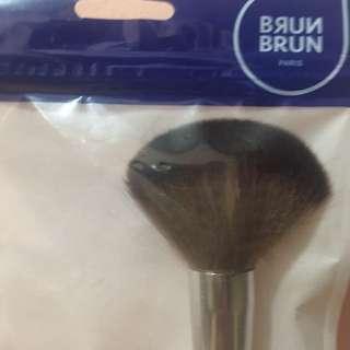 Brush burnburn
