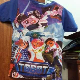 Baju Kanak-kanak tobot