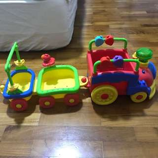Cheap sale for 3 Toys items