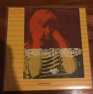 Audiophile Vinyl Blossom- Give Him The Ooh-La-La MONO Record Japan Pressing