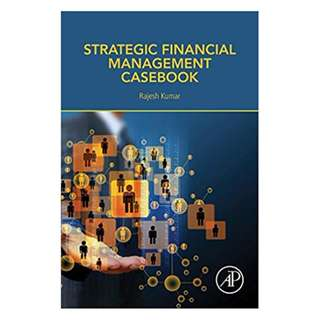 Strategic Financial Management Casebook BY Rajesh Kumar (Author)