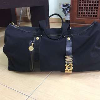 Moschino luggage bag