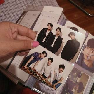 Exo - Official Season Of Greetings Photocard