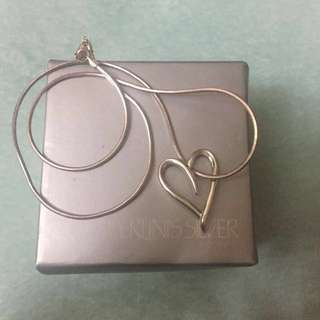 Kalung Perlini's Silver