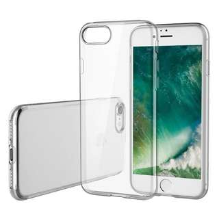 iPhone 7/8Plus Transparent Casing
