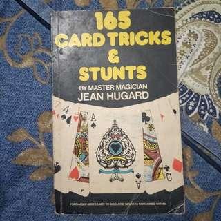 165 Card Tricks & Stunts