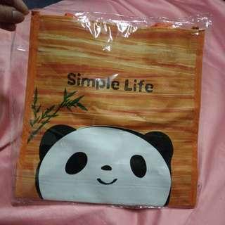 🚚 熊貓小提袋