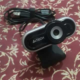 A4tech webcam