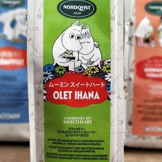 NORDQVIST - Moomin茶葉80g (挪威入口)