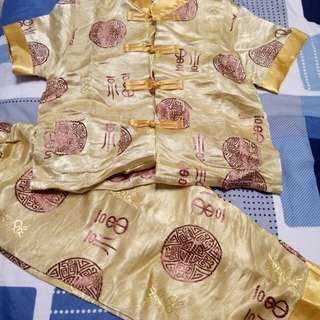 Almost BN cny clothes