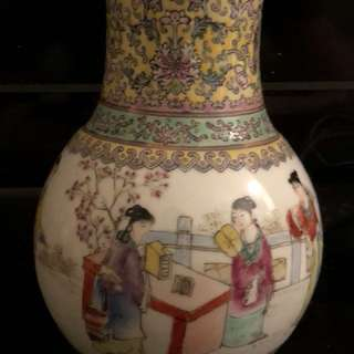 Chinese antique vase