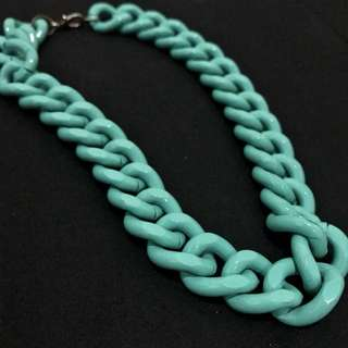 Tosca chain chokers