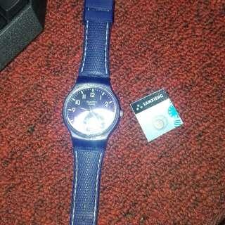 Swatch watch imitation