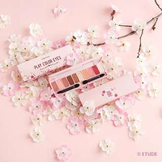 [INSTOCK] ETUDE HOUSE Play Colour Eyes 'Cherry Blossom' Palette