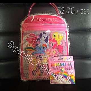 Children's Birthday Party Goodies Bag (My little pony