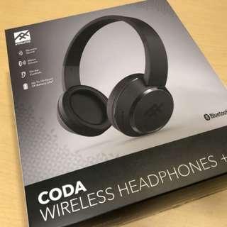 Coda Wireless Headphones (New!)