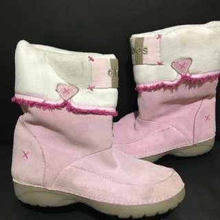 Crocs semi boots