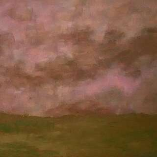 OIL PAINTING - Landscape 7.5 x 10 inches