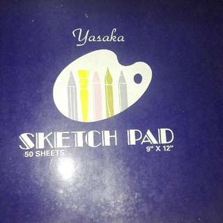 Yasaka Sketch pad