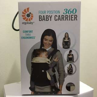 Ergobaby Baby Carrier 360 (with teething pad)