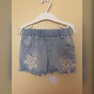 Cute maong shorts