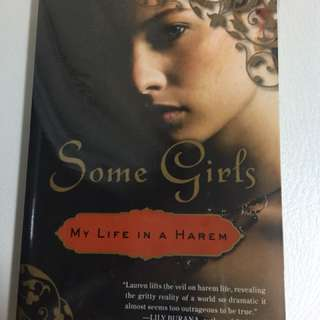 Some Girls - My Life in a Harem by Jillian Lauren
