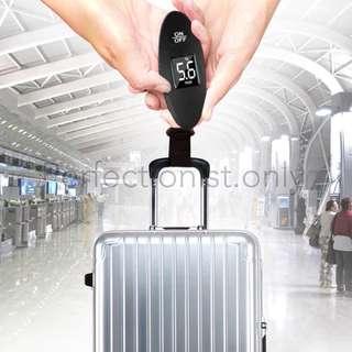 行李電子秤(黑色、白色)