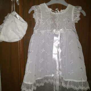 Baptismal or Christening gown