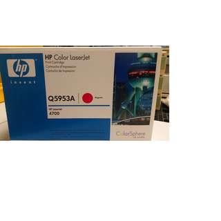HP Color Laser Jet 4700