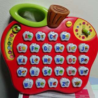 Vtech Alphabet Apple (Kids 3-6 years)