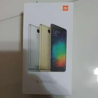 Xiaomi ( Redmi ) note 3 pro
