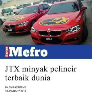 Pelincir JTX